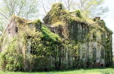 Abandoned Maryland Home