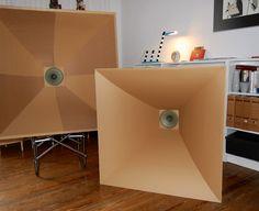 Horn system with vintage SABA radio speakers (page 4) - Loudspeakers - Lenco Heaven Turntable Forum