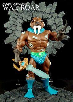 AC Custom Figures (Wal Roar).