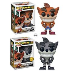 Check out Crash Bandicoot Pop! Vinyl Figure at QC Collectibles. An amazing item to add to your collections. Crash Bandicoot Characters, Game Crash Bandicoot, Pop Figures, Vinyl Figures, Toys Land, Pop Game Of Thrones, Figurine Pop, Thing 1, Pop Games