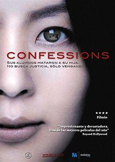 Confessions [ [Vídeo-DVD] /   director, Tetsuya Nakashima ; productor, Genki Kawamura ; guión, Tetsuya Nakashima ; fotografía, Shoichi Ato, Atsushi Ozawa ; productor musical, Toyohiko Kanahashi