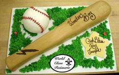 Out of the park! This World Class Patisserie Cake is available exclusively at Saker ShopRite locations. Call to schedule a consultation today! PHONE: 732-845-4929 ext. 0