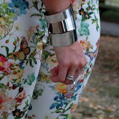 Steel Bracelet - medium  by Sefem Design