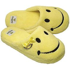 My feet would really smile! :)