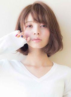【ボブ】おフェロなニュアンスパーマボブ/AFLOAT JAPANの髪型・ヘアスタイル・ヘアカタログ|2016冬春