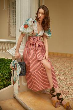 cb866652e216 Silvia Tcherassi Resort 2019 Collection - Vogue High Fashion