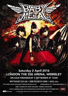 Watch Babymetal & Skrillex Play Live Together - News - Rock Sound Magazine