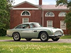1959 aston martin | 1959 Aston Martin DB4 GT.