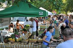 Top of the Marts: Favorite East Coast Farmers' Markets