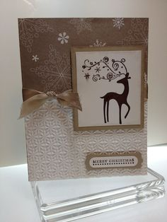 Merry Christmas Dasher by Janeyrocket - Cards and Paper Crafts at Splitcoaststampers