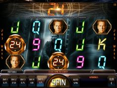 24 - http://freeslots77.com/24-free-online-slot/ - You would definitely want to watch the popular television series 24 again and again if you get the chance. Thanks to iSoftBet for developing a slot game based on the popular soap. The free 24 online slot is here to give you the opportunity to remember the popular series and enjoy huge chance to...