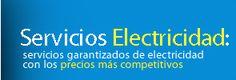 Electricistas Madrid. Madrid Electricista. Instalador Madrid. Instalaciones Electricas. Boletin Electrico en Madrid. Todo en la Web: www.madridelectricista.es