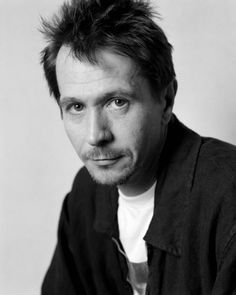Gary Oldman. Probably my favorite actor of all time.