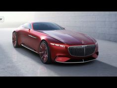 Mercedes-Benz Maybach 6 Vision Concept - First Look new Maybach Exelero - YouTube
