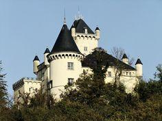 Chateau St Julien. Isère. Rhône-Alpes