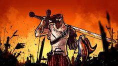 Triangle Studios nos brinda la posibilidad de conocer la historia de Pier El Grande, guerrero frisón que puso en jaque a los sajones.