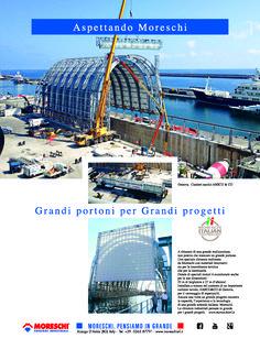 ASPETTANDO MORESCHI  GRANDI PORTONI PER GRANDI PROGETTI