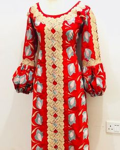 African Clothing Design For Beautiful Ladies To Try Out - Dabonke : Nigeria Latest Gist and Fashion 2019 African Fashion Ankara, Latest African Fashion Dresses, African Print Fashion, Africa Fashion, Long African Dresses, African Print Dresses, African Print Dress Designs, African Blouses, Africa Dress