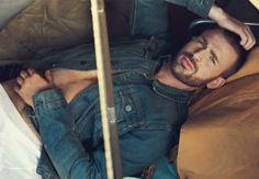 32 Times Chris Evans Was Too Handsome For His Own Good