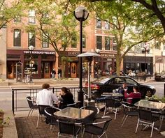 America's Coolest College Towns, Travel and Leisure: Ann Arbor, Michigan