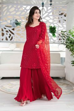 Indian Fashion Dresses, Indian Outfits, Muslim Fashion, Women's Fashion, Fashion Trends, Net Lehenga, Lehenga Choli, Indian Lehenga, Pakistani Dress Design