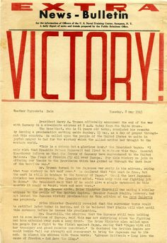 Sampson - Victory in Europe WWII