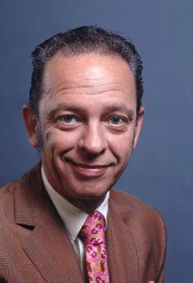 "Jesse Donald ""Don"" Knotts (July 21, 1924 – February 24, 2006)  comedic actor best known for his portrayal of Barney Fife on the 1960s TV sitcom ""The Andy Griffith Show"", a role which earned him 5 Emmy Awards."