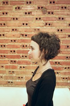 curls with bangs by wip-hairport, via Flickr