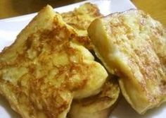 French Toast Recipe -  Yummy this dish is very delicous. Let's make French Toast in your home!