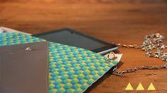 Clutch als tablet cover | Vitaya
