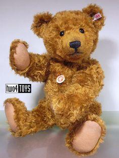 STEIFF Ltd HUGE 22in TEDDY BEAR w GROWLER - DYLAN - 034466 #Steiff