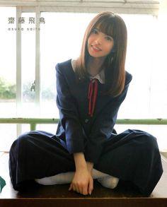 Asuka Saito 齋藤飛鳥