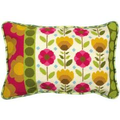 Retro Tapestry Cushion Kit