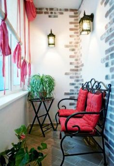 "Check out our web site for additional information on ""patio decor"". It is a supe… - Balcony Umbrella Small Balcony Design, Small Balcony Decor, Porch And Balcony, Small Terrace, Small Outdoor Spaces, Balcony Ideas, Small Balconies, Patio Ideas, Apartment Balconies"