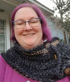 Create your Dream with crochet patterns from ReVe Design Co. Comfortable, textured, boho-inspired women's accessories and garments. Crochet Wool, Free Crochet, Crochet Patterns, Scarf Patterns, Wool Scarf, Vintage Buttons, Neck Warmer, Women's Accessories, Hand Knitting