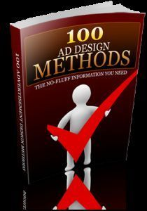 100 Ad Design Methods-You learn methods for choosing profitable web site & colors, textures, backgrounds, pictures, sounds. Marketing Tools, Internet Marketing, Buying Books Online, Article Writing, Advertising Design, Ad Design, The 100, Language, Ads