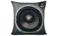 So cool -- go to the site and check it out paired with the boombox pillow!