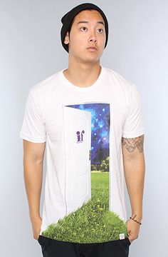 $30 The Doorway Tee by Imaginary Foundation - Use repcode SMARTCANUCKS for 10-20% off on #Karmaloop - http://www.lovekarmaloop.com