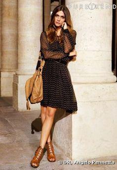 Elisa Sednaoui #BellesDeJour #netaporter