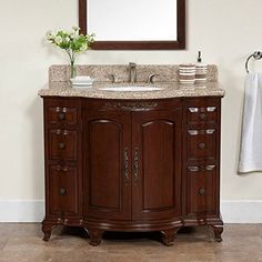 Royal Teak Bristol Single Bathroom Vanity Lu0027anza Https://www.amazon