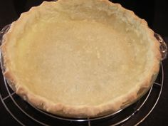 It's no secret that the holiday season brings heavier foods. However, this healthier pie crust will take a little bit of the guilt away from your favorite dessert.