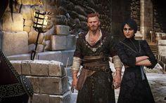 "Olgierd von Everec and Iris von Everec from ""Heart of Stone"", ""The Witcher"" (polish game - ""Wiedźmin"") Olgierd Von Everec, The Witcher 3, Wild Hunt, Game Character, Female Characters, Videos, Vikings, Iris, Games"