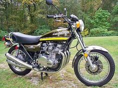 1974 KAWASAKI Z1 900