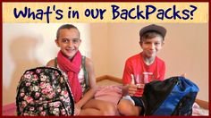 Kids Back to School Shopping Haul - What's in My Backpack?http://ourfamilynest.com/back-to-school-supplies-haul/