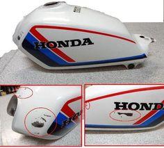 Serbatoio fuel tank HONDA CS 125