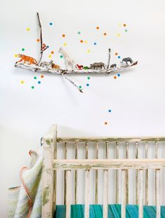 5 Amusing and Creative Wall Decorating Ideas - Petit & Small