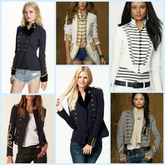 spencer-hastings-pll-style, pretty-little-liars-style-spencer, spencer-hastings-style, spencer-hastings-military-jacket-style-pll, lc-lauren-conrad-lace-shift-dress, jessica-simpson-sleeveless-floral-lace-shift-dress, ralph-lauren-denim-and-supply-formal-naval-blazer, suss-envelope-clutch, kate-spade-new-york-bow-loafer-heels, banana-republic-rock-candy-cocktail-ring, topshop-leaf-drop-front-and-back-earrings, silver-monogram-glitter-necklace-etsy