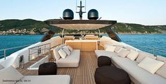 paola lenti: sand outdoor furniture series at monaco yacht show - designboom | architecture & design magazine