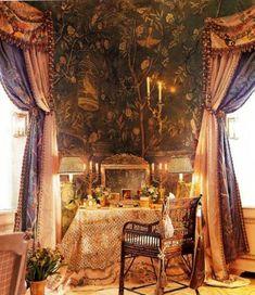 Howard Slatkin's New York apartment Guest room