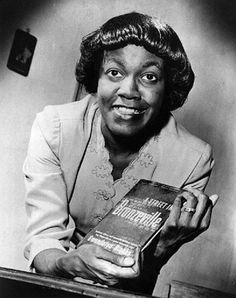 February 25: 1950: Gwendolyn Brooks, on this day, became the first African American to win a Pulitzer Prize, for her book Annie Allen. She passed away in Chicago in December 2000.